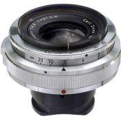 Biogon 4,5/21 mm für Contax, um 1955 Zeiss, Oberkochen. Nr. 1420411, Glas sauber. Mit Vor- und