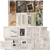 Fachberater-Handkatalog Herlango, 1931 Herlango, Wien. Preisliste 1931, der Original-Katalog hatte