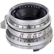 Summaron-M 2,8/35 mm, um 1968 Leitz, Wetzlar. Nr. 2311142. Gepflegtes Objektiv, Gläser sauber, aus