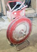 Steel Strapping Cart with Banding Tools