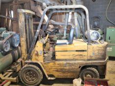 Caterpillar 499A Forklift