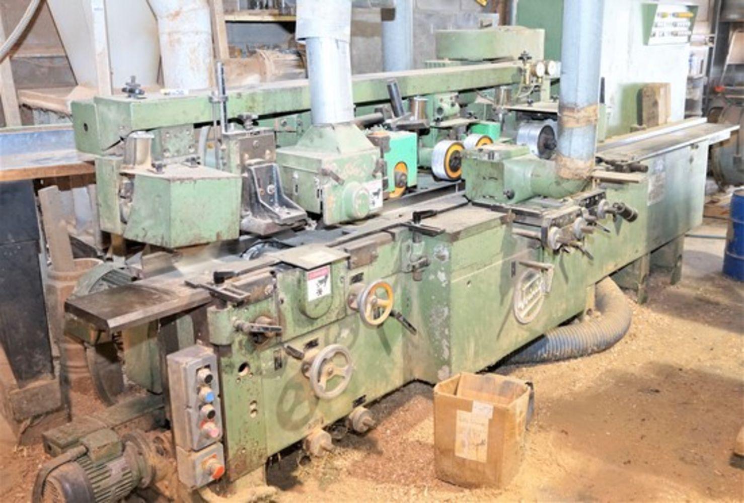 Blanch Flower Lumber and Strittmatter Turning Mill