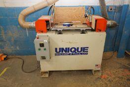 Unique 310 Double Spindle Coping Machine