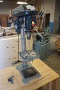 Masterforce 12 in. Bench Drill Press with Laser