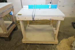 Router Table With Kreg Fence