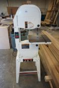 Jet 12 in. Open Stand Bandsaw