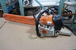 Stihl MS 661C Chainsaw