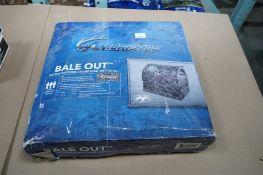 Ameri step Hay Bale Ground Blind