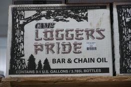 Loggers Pride Bar and Chain Oil