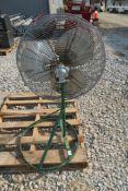 Air Powered Fan