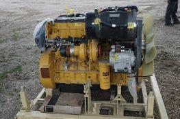 Cat C7 Acert Engine