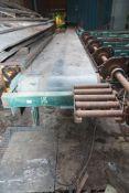 Winston Machinery Belt Conveyor