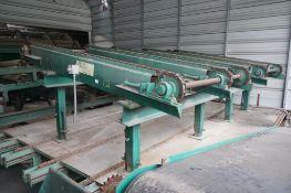 Winston Machinery 5 Strand Incline Transfer Deck