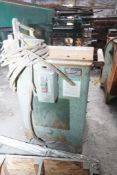 Industrial Upcut Saw