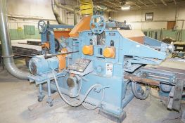 Newman S-382 2 Sided Planer