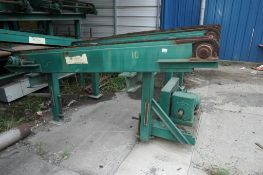 Winston Machinery Incline 5 Strand Transfer Deck Check out lots 10-20 for complete system will not b