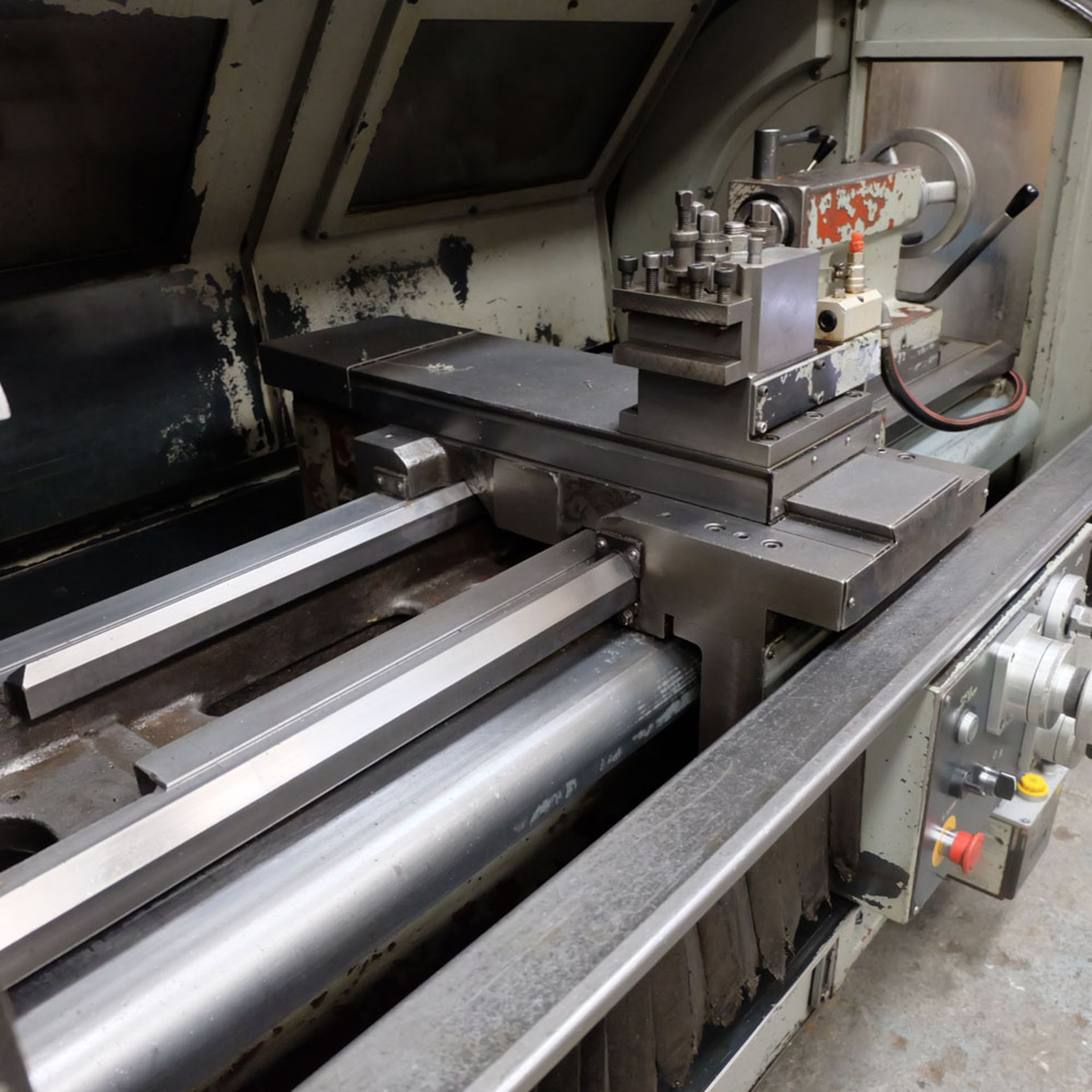 XYZ Proturn 420 Model L480 CNC Lathe with ProtoTrak LX3 Control.Swing Over Bed: 480mm. - Image 2 of 6
