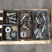 Quantity of 50 ISO Spindle Tooling