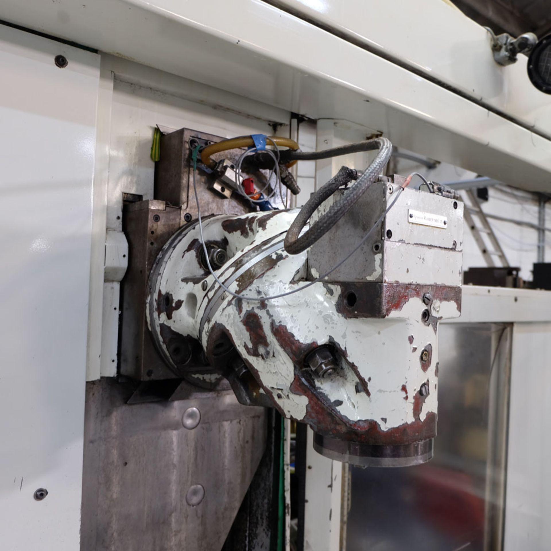 Huron GX 411 F Bed Type Milling Machine. Control Unit: CNC (HEIDENHAIN TNC 415B) - Image 6 of 12