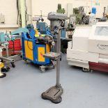 """Meddings LT Pillar Drill. Capacity 1/2"""". 5 Speeds 500 - 4000rpm."""