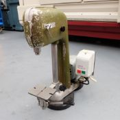 "Waldown Type 1MT High Speed Sensitive Tapping Machine. Capacity 5/16""."