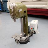"Waldown Type 1MT High Speed Sensitive Tapping Machine. Capacity 5/16""."