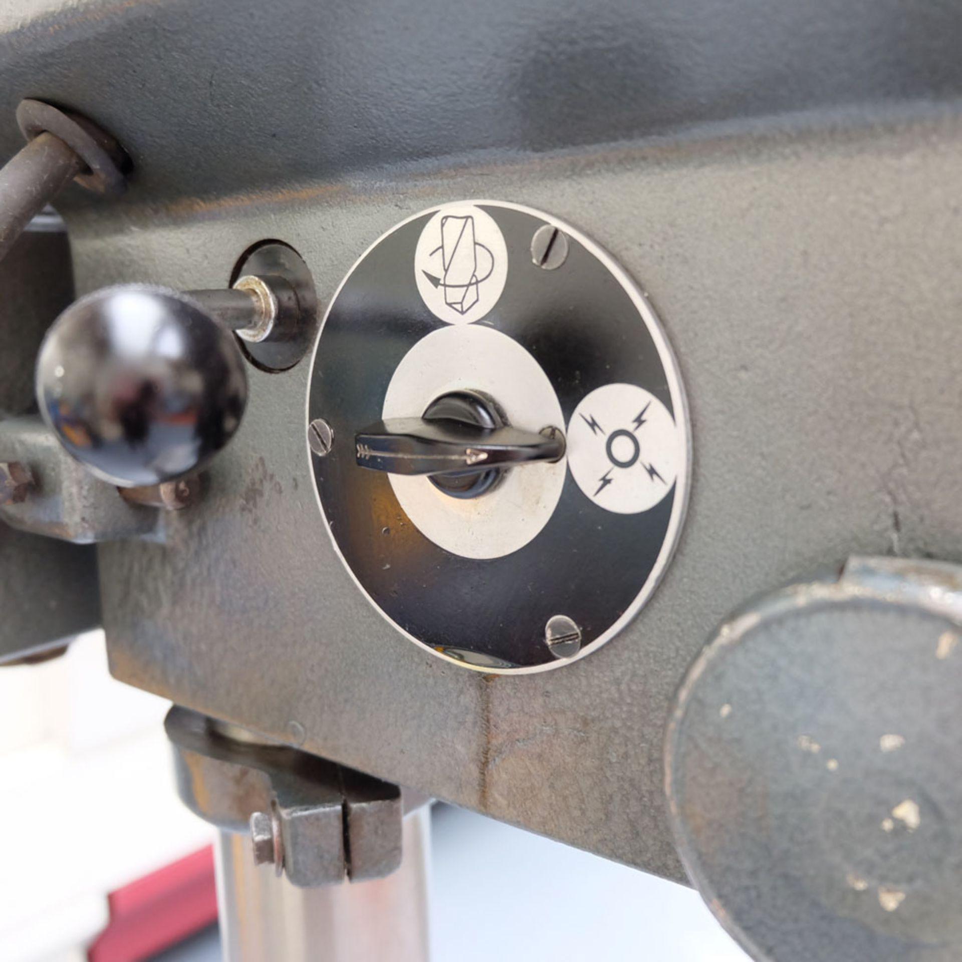 "Meddings Type Driltru Pillar Drill. Capacity 1/2"". 5 Speeds 500 - 4000rpm. - Image 6 of 7"