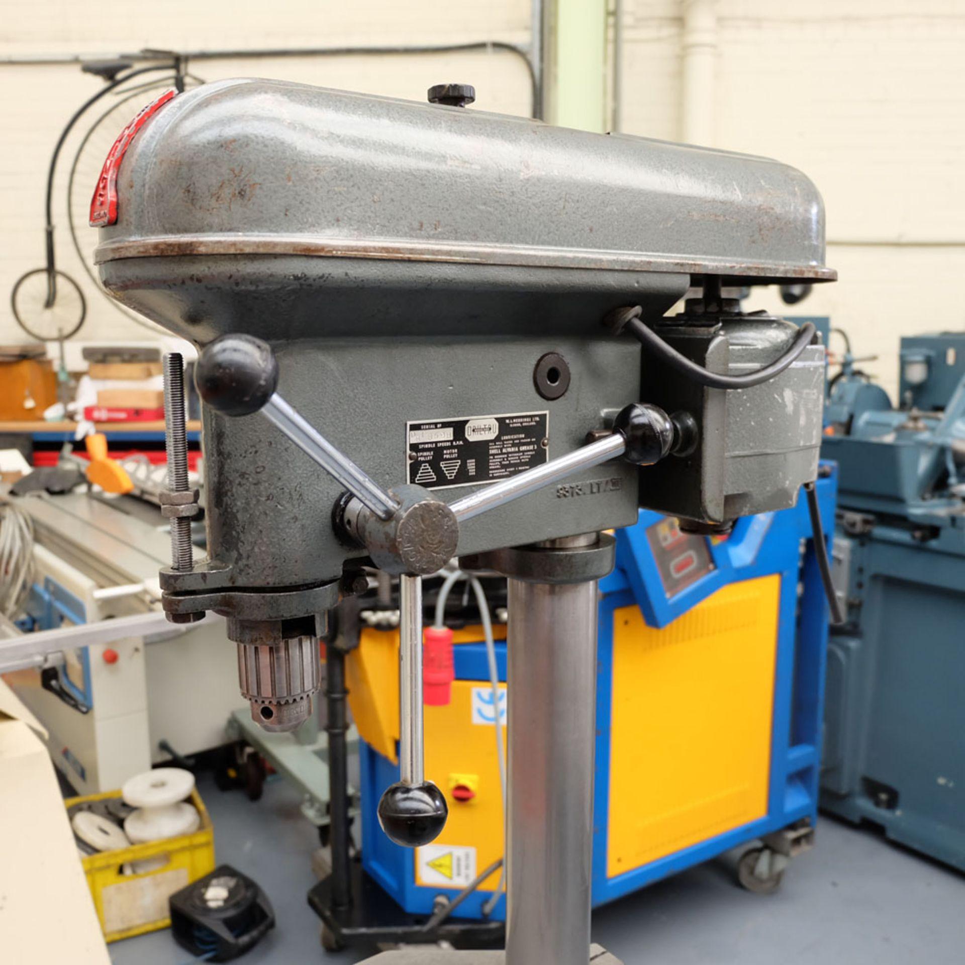 "Meddings Type Driltru Pillar Drill. Capacity 1/2"". 5 Speeds 500 - 4000rpm. - Image 2 of 7"