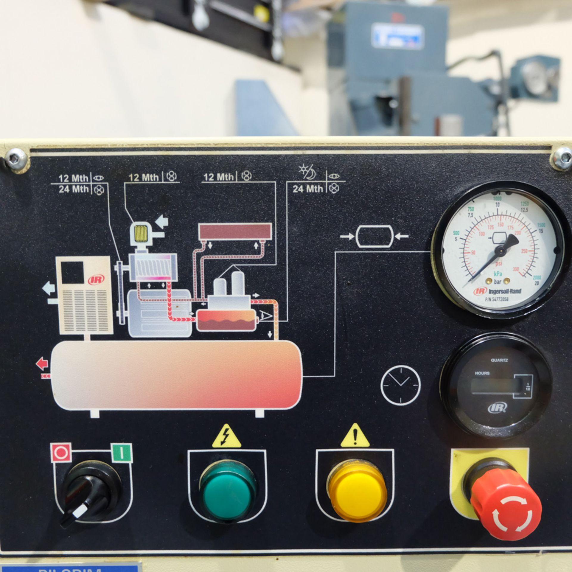 Ingersoll Rand Model R5.5IU D-SD Rotary Air Compressor. Working Pressure 10 Bar. - Image 3 of 9