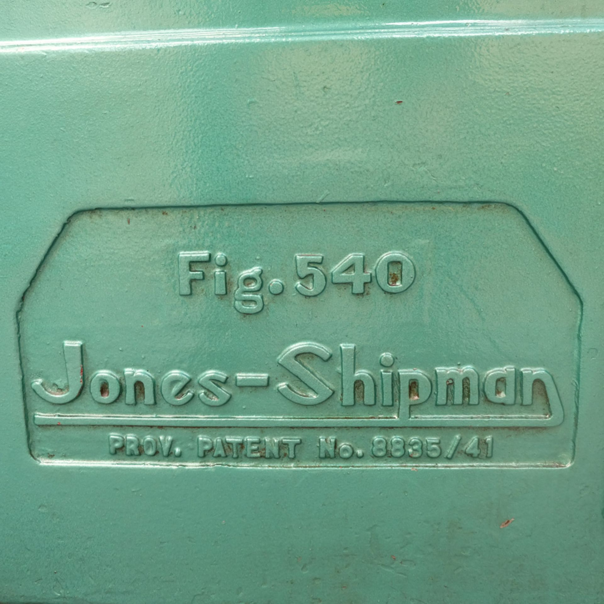 "Jones & Shipman 540 Tool Room Surface Grinder. Capacity 18"" x 6"". - Image 7 of 7"
