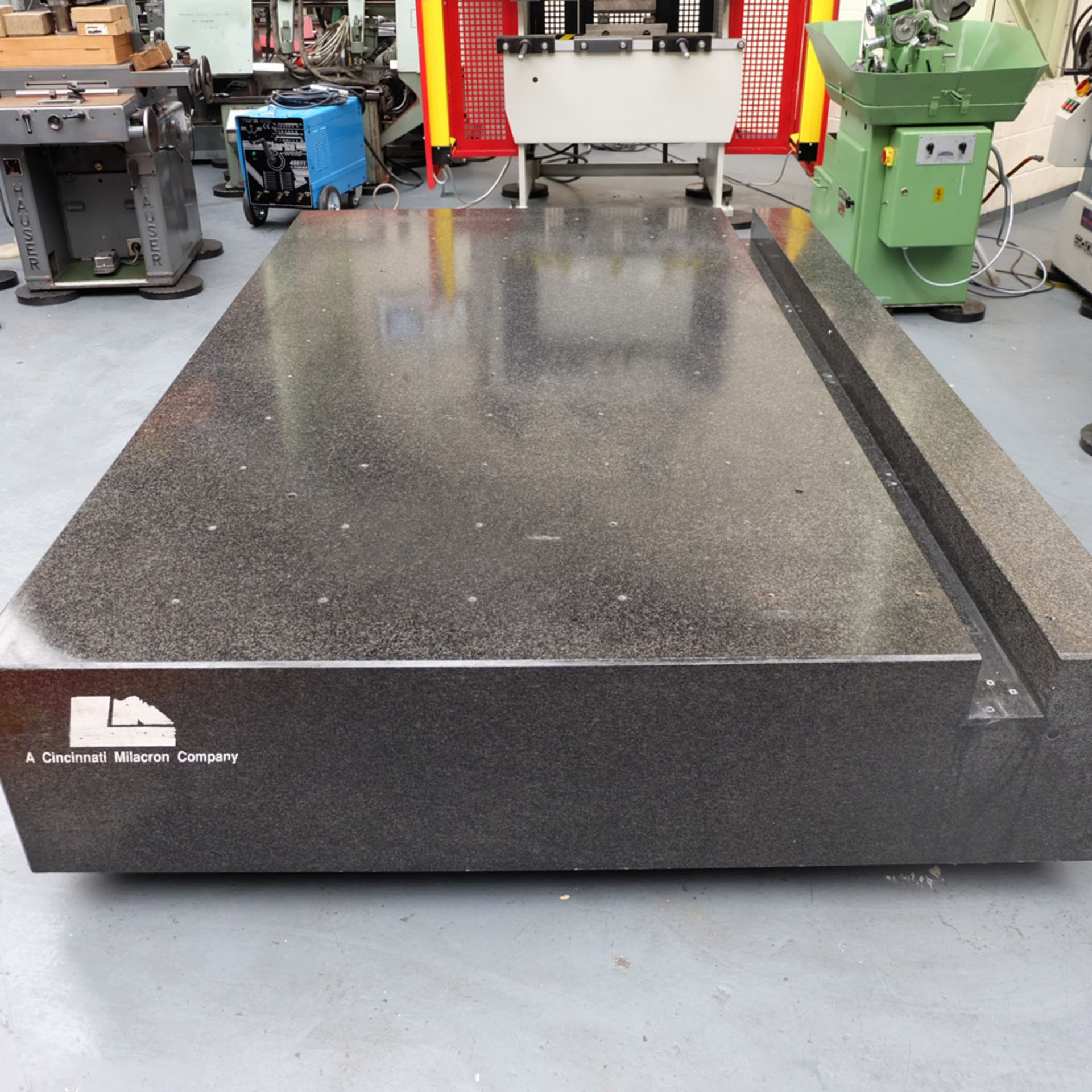 LK Granite Surface Table. Size: 2860mm x 1880mm x 460mm. - Image 4 of 7
