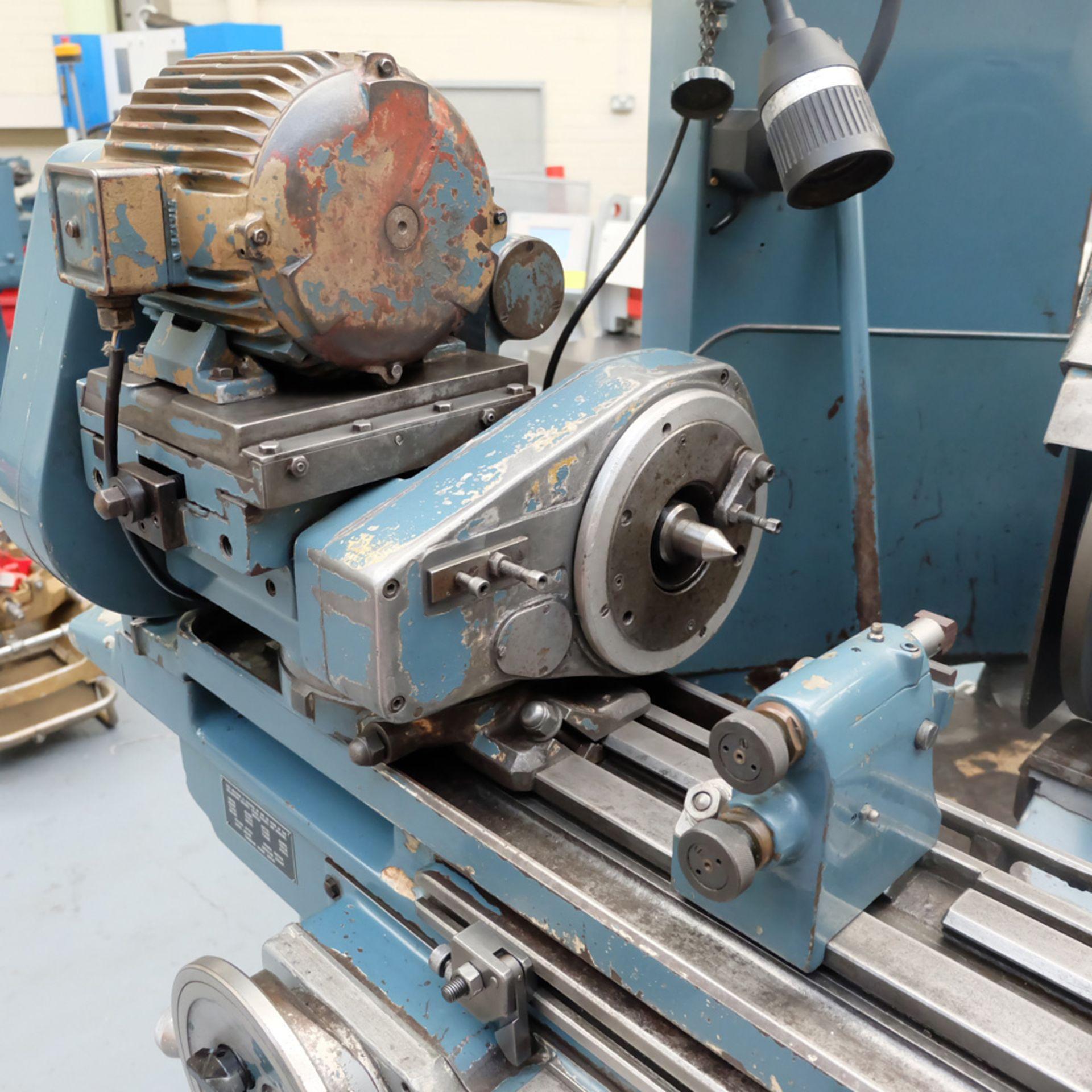 "Jones & Shipman Model 1311 EIU Universal Cylindrical Grinder. Capacity 18"" x 10"". - Image 3 of 12"