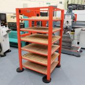 Press Brake Tooling Rack.
