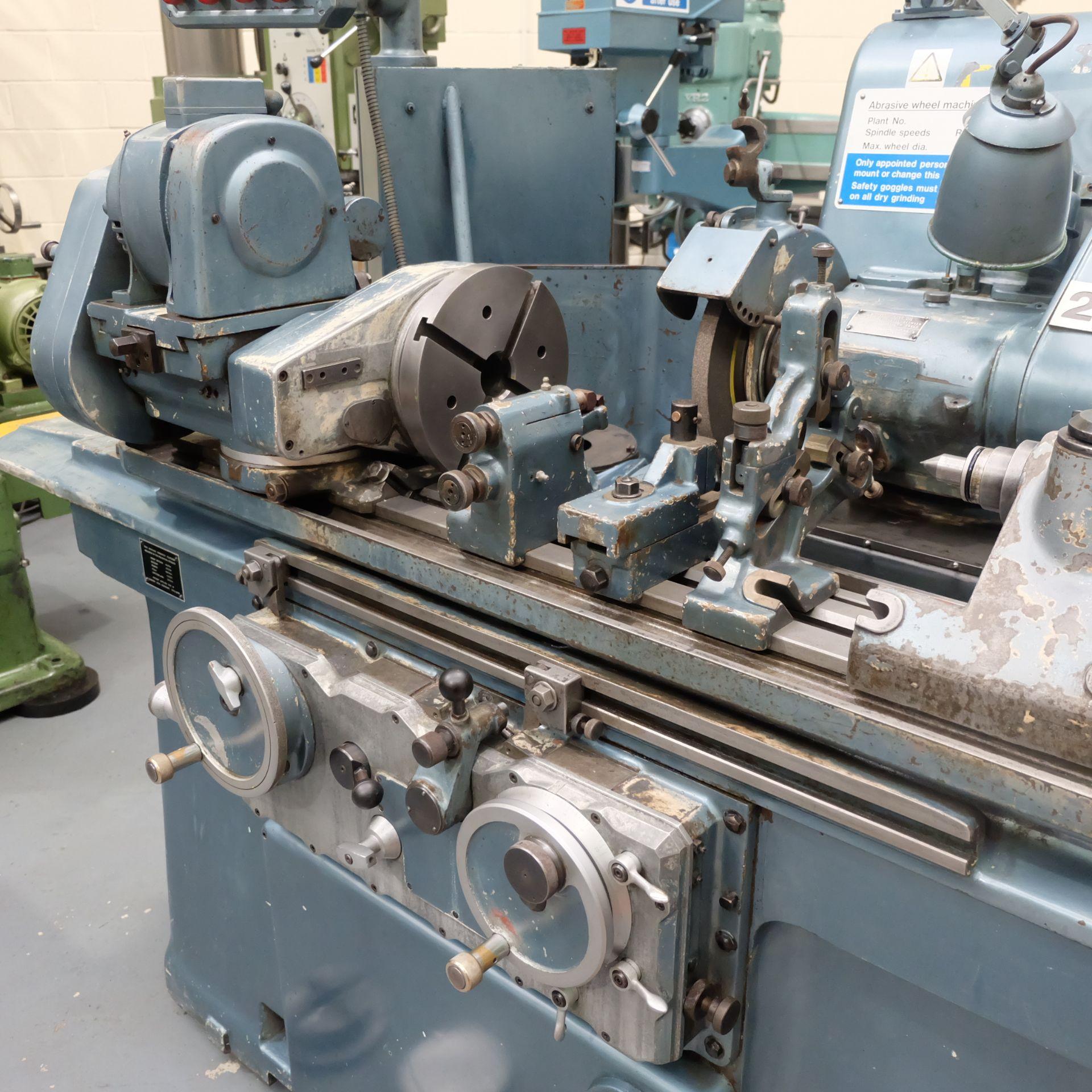 "Jones & Shipman Type 1311 Universal Cylindrical Grinder. 24"" x 10"" Capacity. - Image 3 of 11"