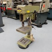Startrite Mecury 5 Speed Bench Drill.  Speeds 530 - 3830rpm. 3 Phase.