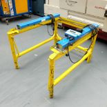 Iconix FX1 Electronic Weighing System. Capacity 2000KG.