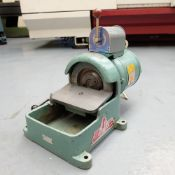RJH Ferret Single Wheel Bench Top Lapper.