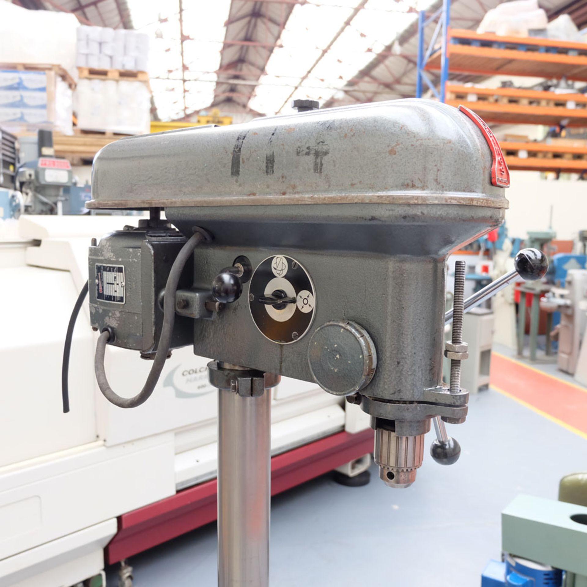 "Meddings Type Driltru Pillar Drill. Capacity 1/2"". 5 Speeds 500 - 4000rpm. - Image 3 of 7"