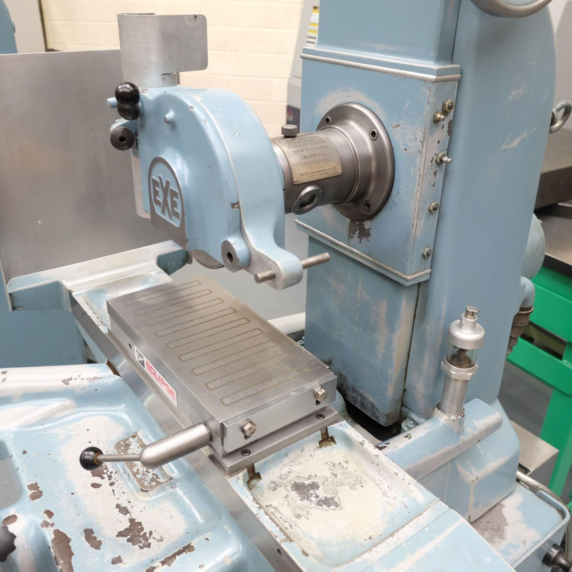 """EXE Toolroom Precision Manual Surface Grinder. Table Capacity 12"""" x 6"""". - Image 3 of 6"""