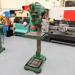 Elliott Progress 3A Heavy Duty Pillar Drill. Spindle Taper No.3 Morse.