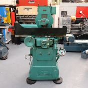 "Jones & Shipman 540 Tool Room Surface Grinder. Capacity 18"" x 6""."