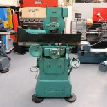 "Jones & Shipman 540 Tool Room Surface Grinder. Capacity 18"" x 6""."