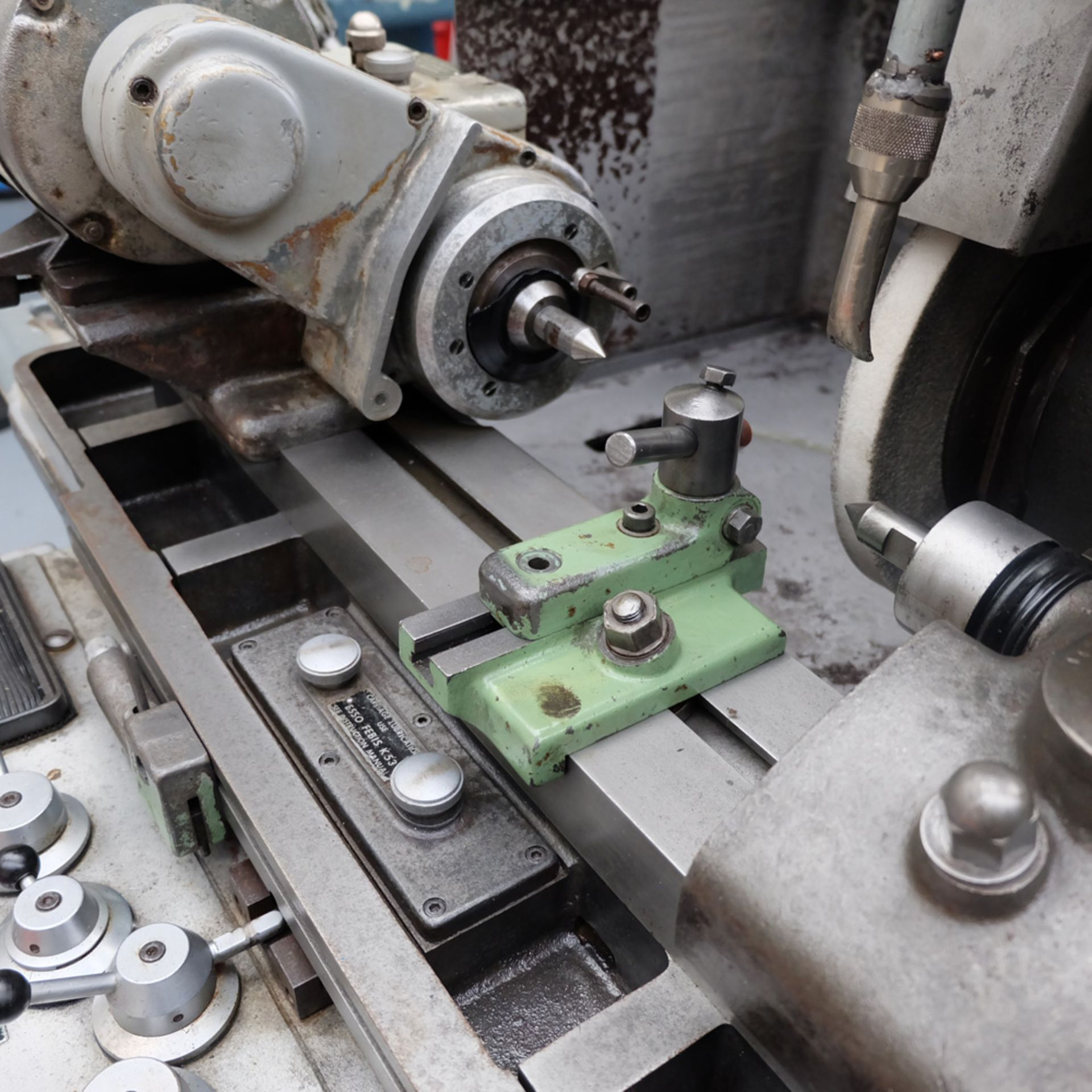 "Myford MG12-HA Hydraulic Cylindrical Grinder. Max Grinding Capacity 3"" Diameter. - Image 7 of 16"