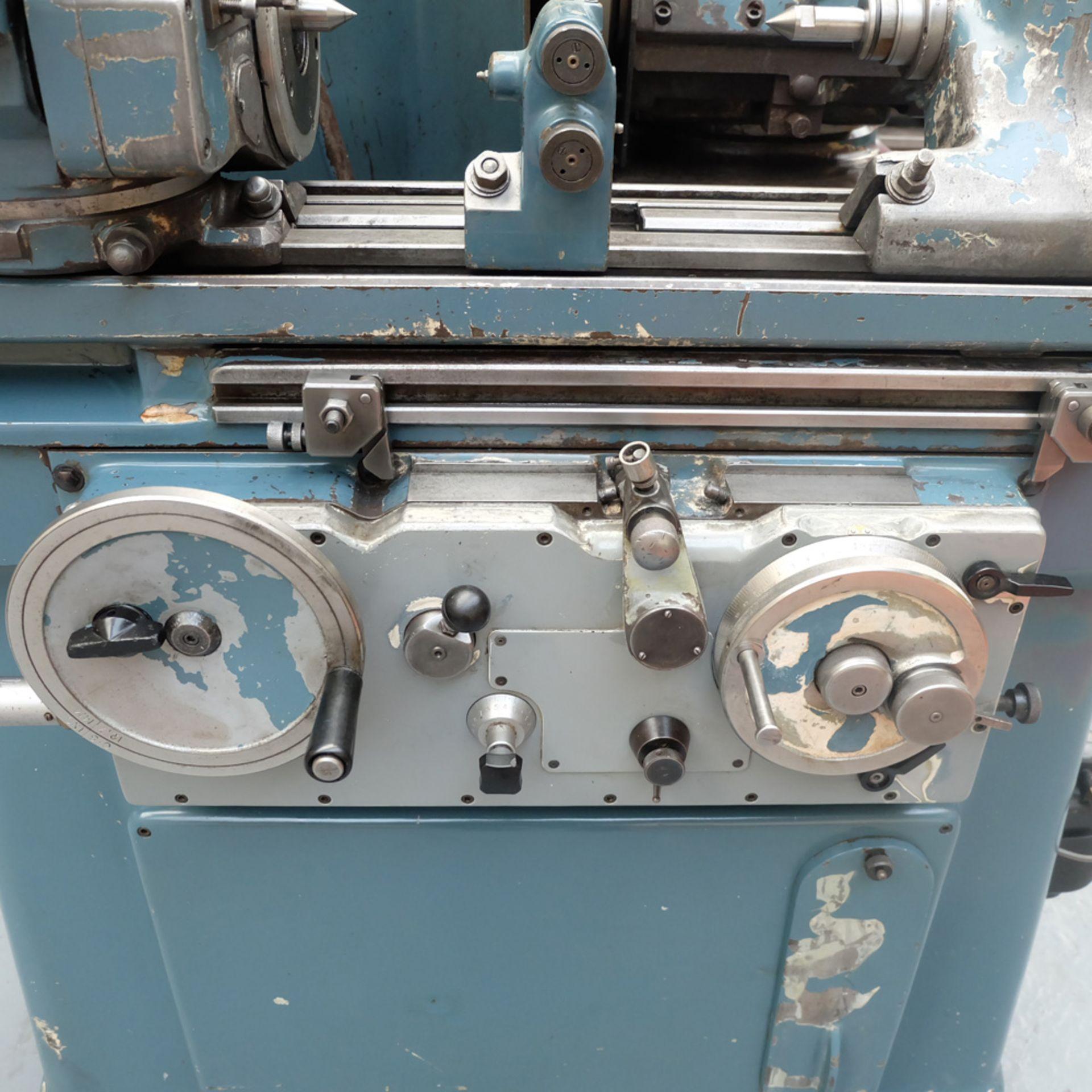 "Jones & Shipman Model 1311 EIU Universal Cylindrical Grinder. Capacity 18"" x 10"". - Image 5 of 12"