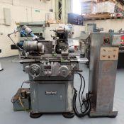 "Myford MG12-HA Hydraulic Cylindrical Grinder. Max Grinding Capacity 3"" Diameter."