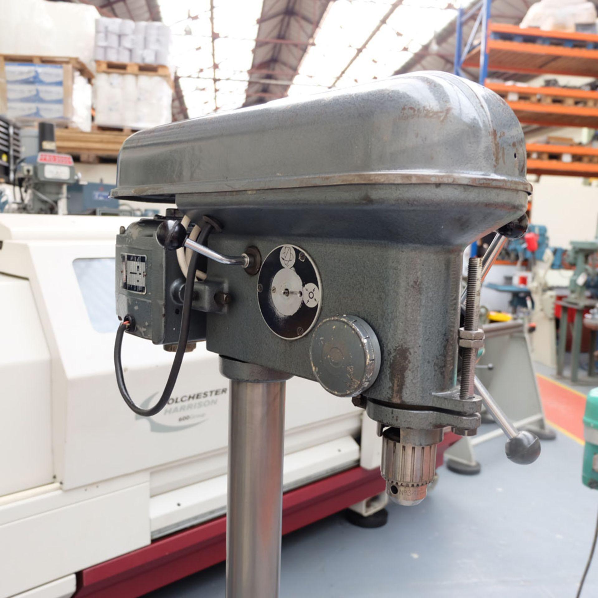 """Meddings LT Pillar Drill. Capacity 1/2"""". 5 Speeds 500 - 4000rpm. - Image 4 of 5"""