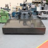 LK Granite Surface Table. Size: 2860mm x 1880mm x 460mm.