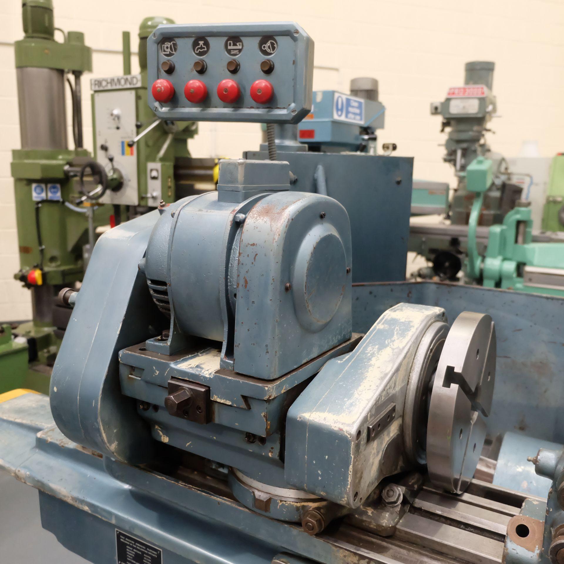 "Jones & Shipman Type 1311 Universal Cylindrical Grinder. 24"" x 10"" Capacity. - Image 6 of 11"