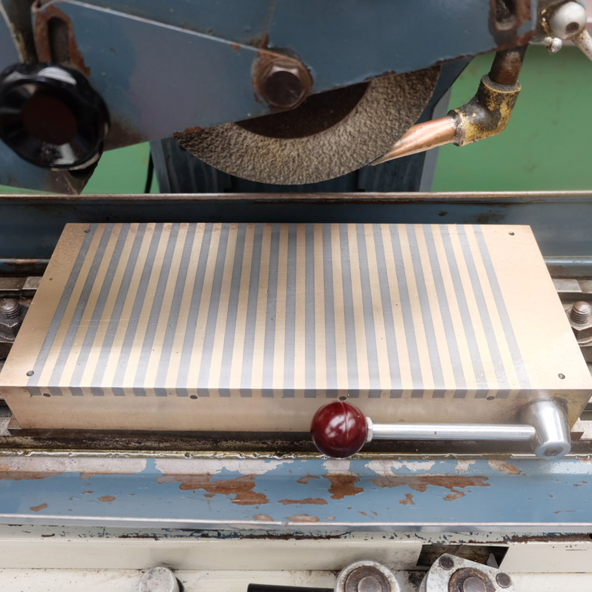 "Jones & Shipman 540P Tool Room Surface Grinder. Capacity 18"" x 6"". - Image 2 of 7"