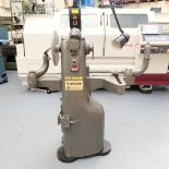 L.R.E Graduate Short Bed wood Lathe. Centre Height 250mm. Between Centres 400mm.